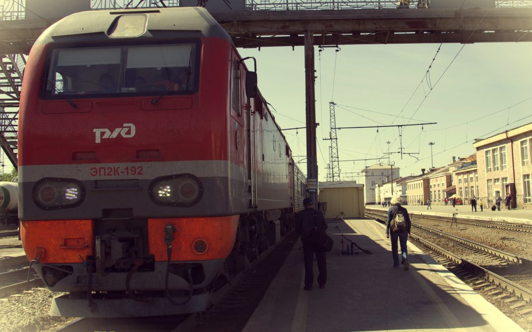 4 days on the Trans-Siberian Train