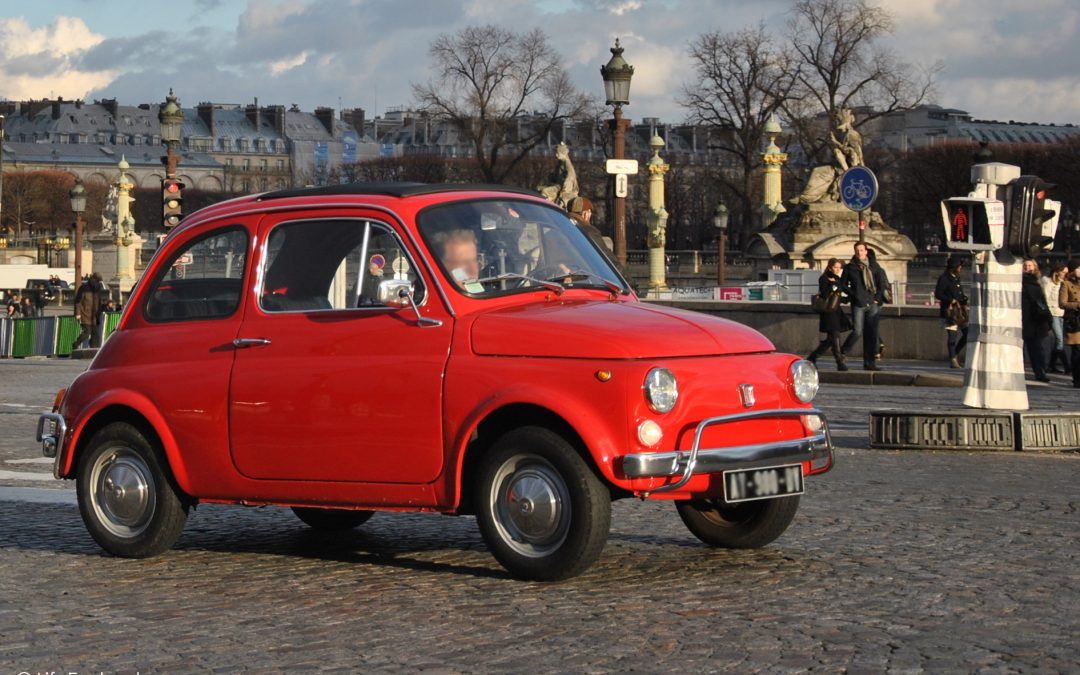 Cheapest ways to travel around France