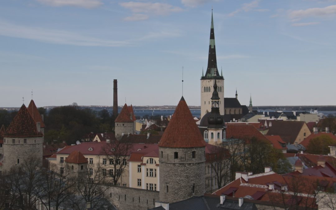 A European paradise for Digital nomads : discover Tallinn
