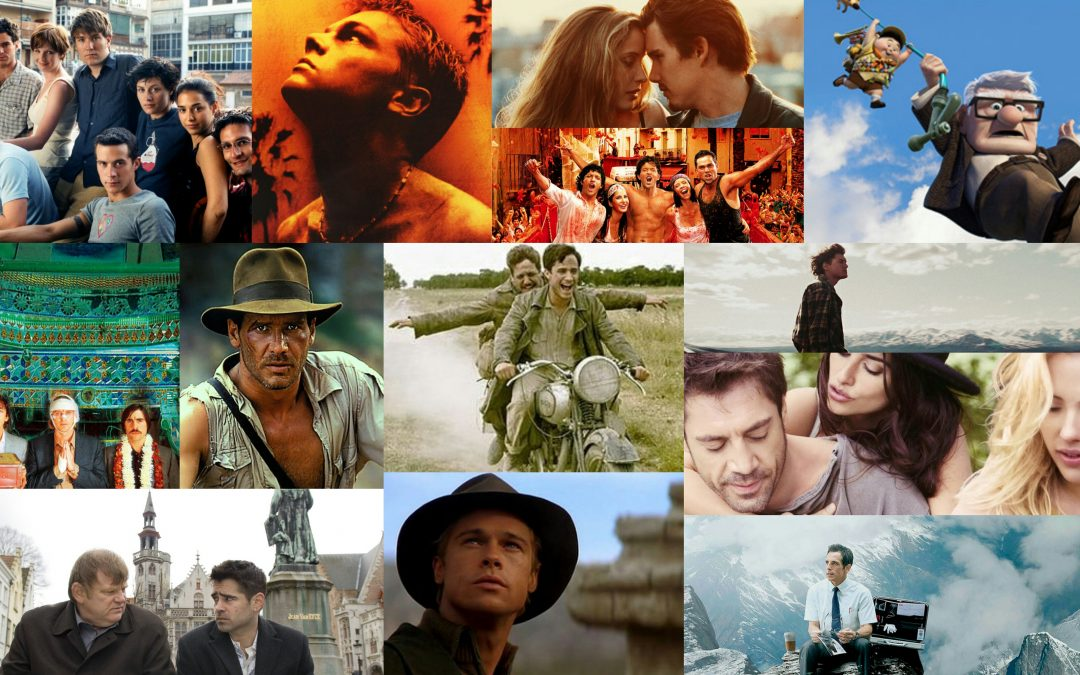 12 best inspiring travel movies