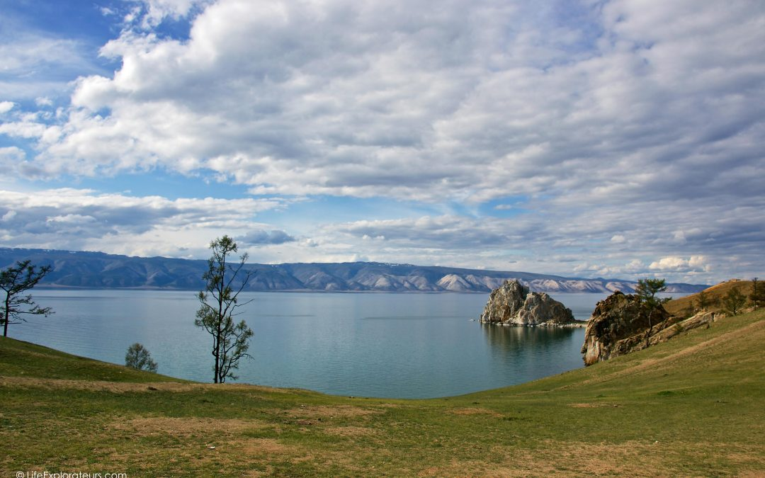 Visiting Olkhon Island on Lake Baikal, Russia
