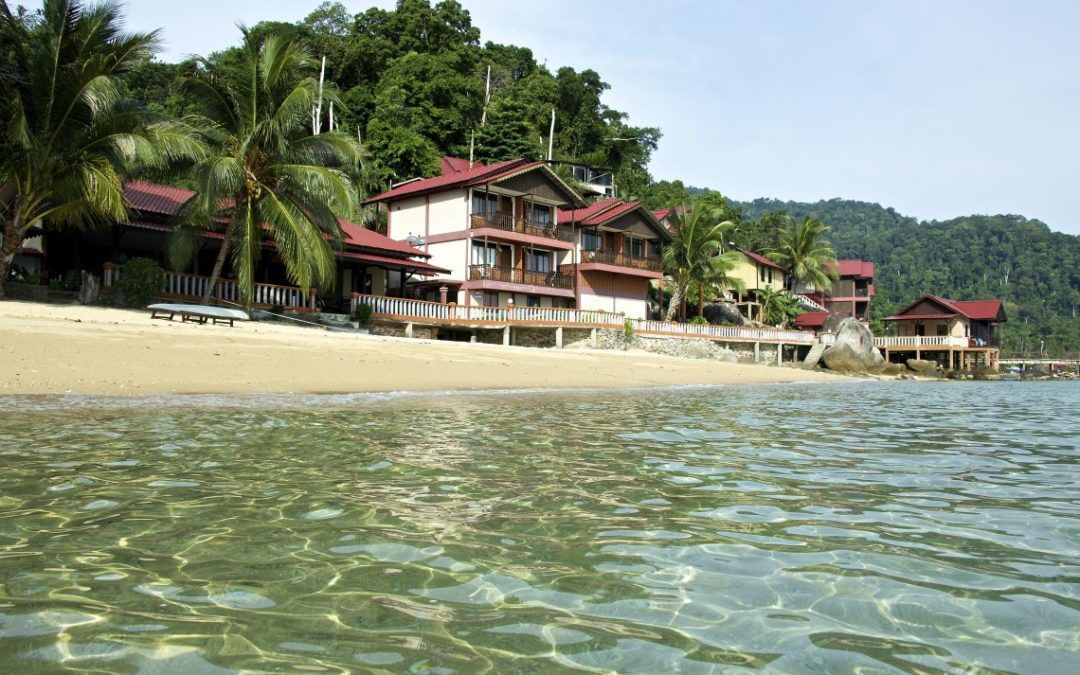 Panuba Inn Resort : our favorite place on Tioman Island