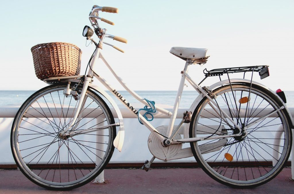 Around France in 80 days… on a bike !