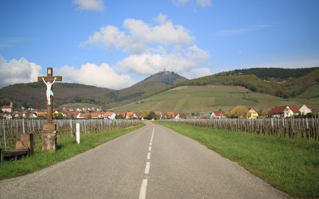 Alsace Wine Route : Wine tasting in Ammerschwihr