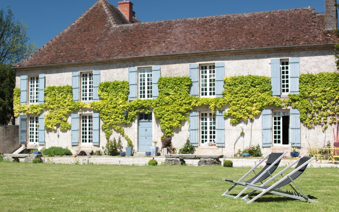 A peaceful stay in Burgundy : Le Petit Paris Guesthouse