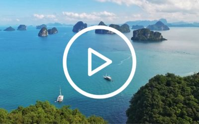 SPA BOAT CRUISE IN PHANG NGA BAY