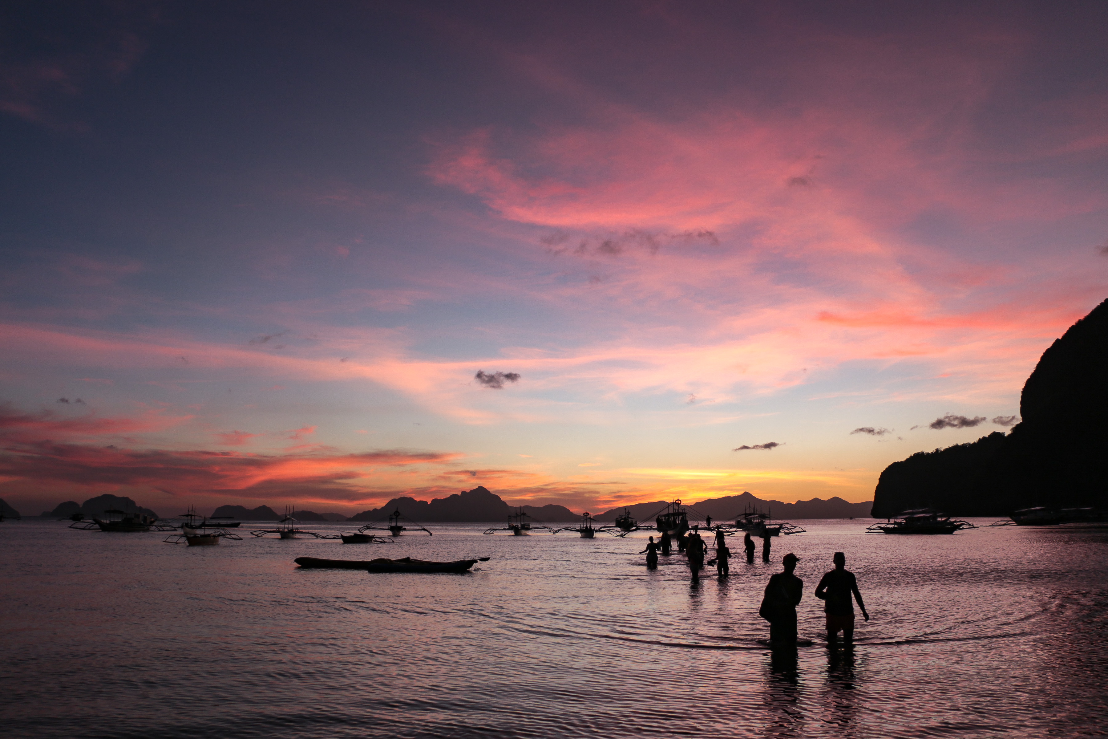 Vlog Expedition Violette Vauchelle Philippines El Nido Corong Corong-7