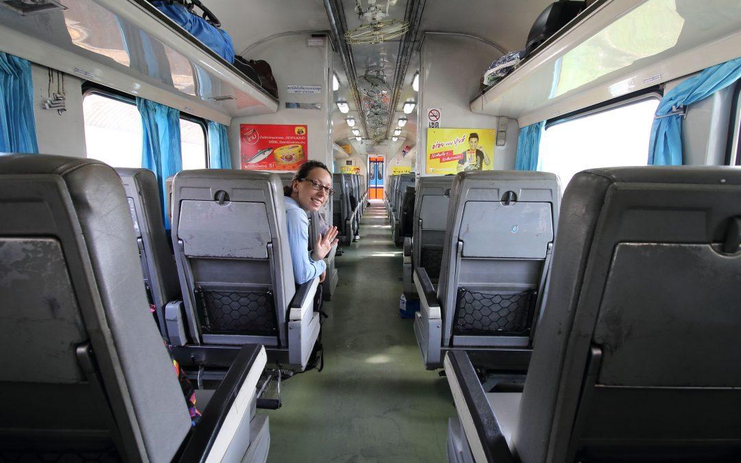 BULLET TRAIN CHIANG MAI