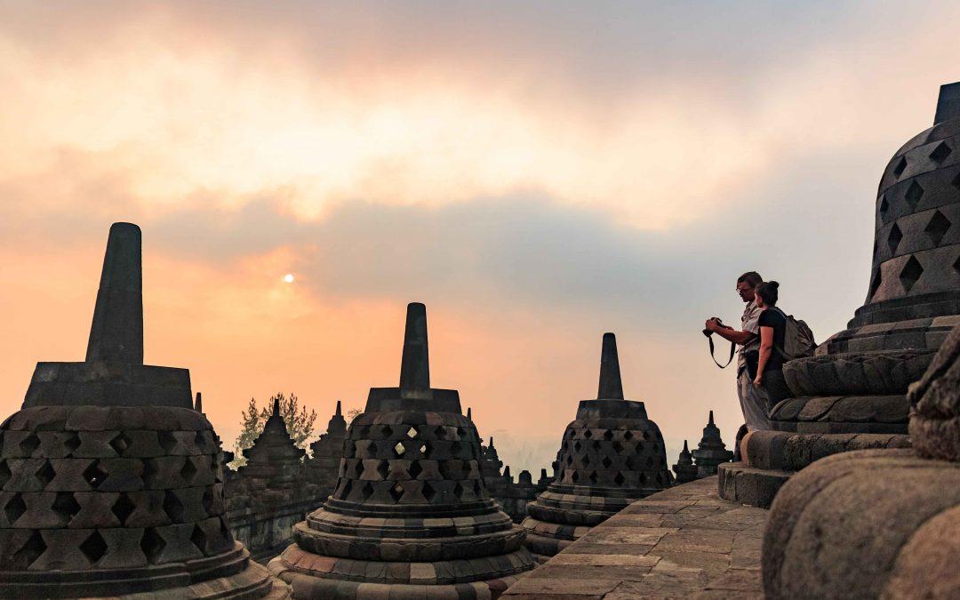 How to DIY your Borobudur Sunrise Tour