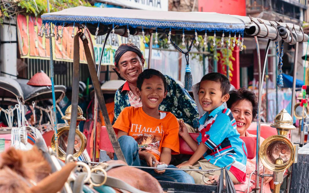 An incomplete travel guide to Yogyakarta, Indonesia