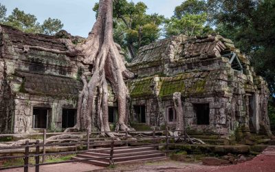 Guide to visiting the temples of Angkor Sustainably